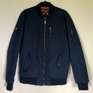 Men's Superdry bomber jacket